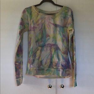 Volcom Tie Dyed Pullover Sweatshirt